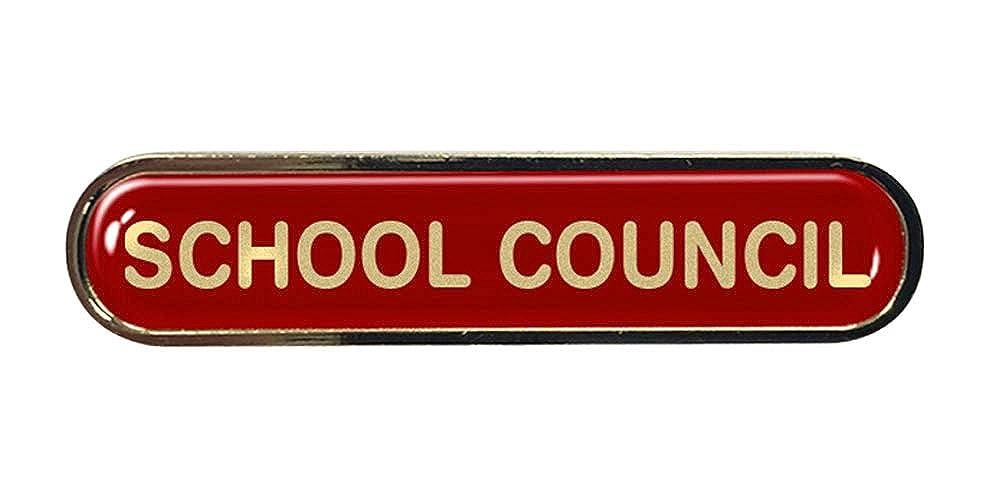Capricornone Eco-Committee Gel Domed School Bar Badge