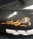 HUNTER PENCE Autographed San Francisco Giants Reebok Shoe Size 12. WITNESSED - JSA Certified - Autographed MLB Cleats