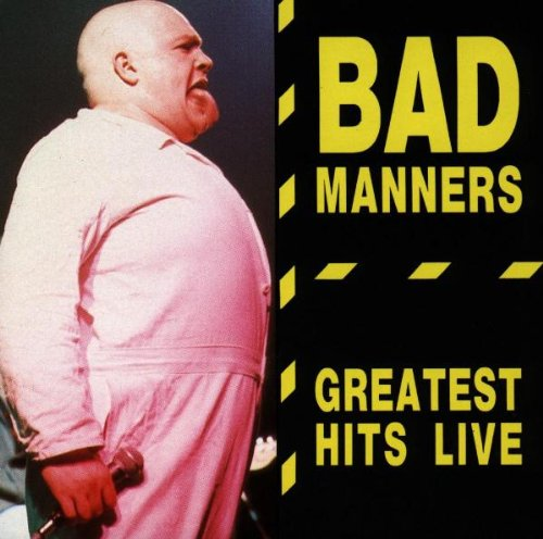 Bad Manners - Greatest Hits Live [Snapper]