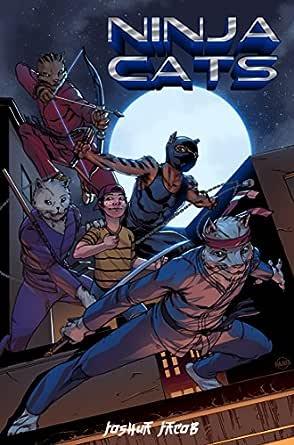 Ninja Cats (English Edition) eBook: Joshua Jacob: Amazon.es ...