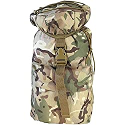 Kids Multi Camo Backpack, 15 Litres, Childs Backpack, Nice Quality