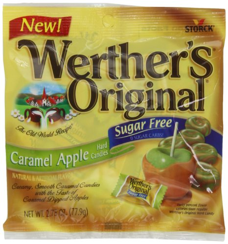 Werthers Original Sugar Free 2 75 Ounce product image