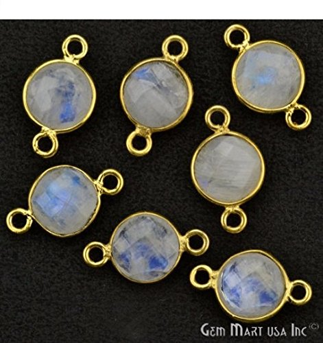 Natural Rainbow Moonstone, Bezel connect - Bezel Gemstone Shopping Results