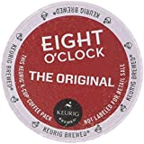 EIGHT O'CLOCK COFFEE ORIGINAL BLEND 48 K CUPS