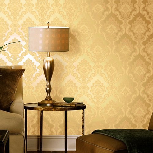 Sitting Room Bedroom Background Wall Stickers Home Decoration(Dark Green) - 3