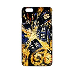Evil-Store Magical oil painting house 3D Phone Case for iPhone 6 plus