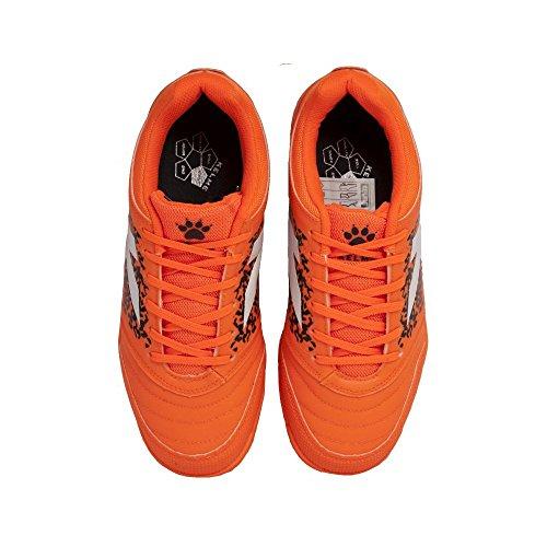 Kelme Subito 3.0, Botas de Fútbol para Hombre naranja
