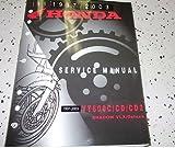1997 1998 1999 2003 Honda VT600C/CD/CD2 Shadow VLX Deluxe Service Shop Manual
