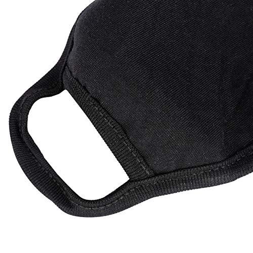 JPJ(TM)1pcs Men Women Hot Fashion Healthy 3 Layers Cycling Anti-Dust Cotton Mouth Face Mask Respirator by ❤JPJ(TM)❤️_Hot sale (Image #5)