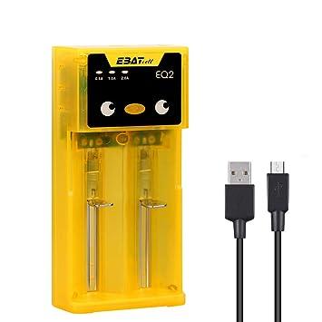 Review Ebat EQ2 Smart Battery
