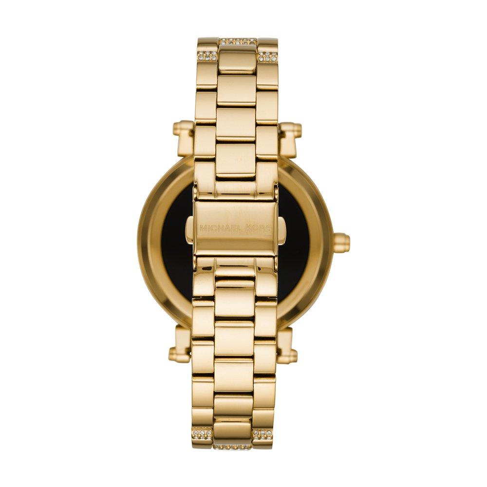 d0661d15d323 Buy Michael Kors Digital Black Dial Women s Smartwatch-MKT5023 Online at  Low Prices in India - Amazon.in