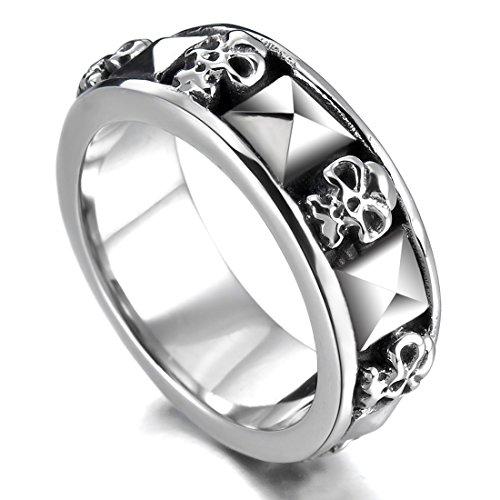 Designer Mens Ring - 8