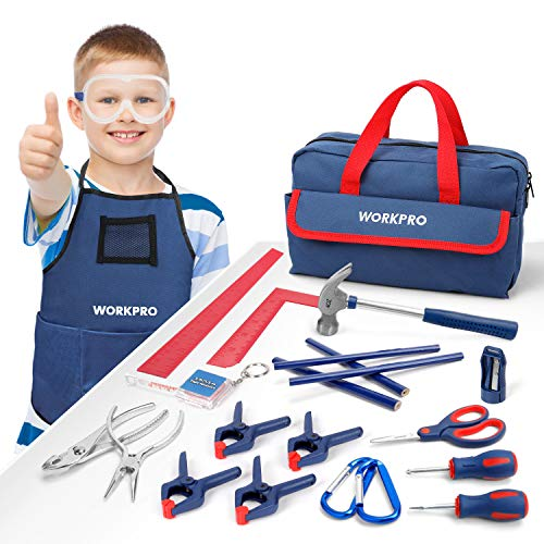 WORKPRO 23-Piece Children's Tool