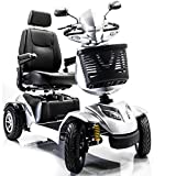 SILVERADO 4-wheel Full Suspension Electric Scooter S941A + 55AH Batteries
