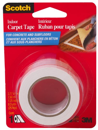 Scotch Rug Carpet Tape Size product image