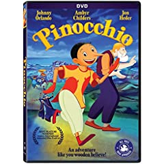 Lionsgate's Colorful Family Adventure PINOCCHIO Coming to DVD April 10th