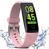 Best fitbit Blood Pressure Monitors - FITVII Fitness Tracker Waterproof Activity Tracker with Heart Review