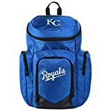 MLB Kansas City Royalstraveler Backpack, Kansas City Royals, One Size