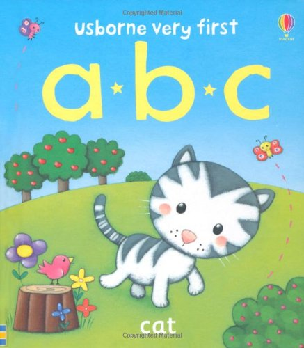 Very First Words: ABC (Usborne Very First Words)