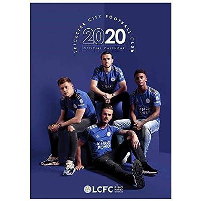 Leicester City (Premier League 2020 Soccer Calendar