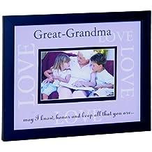 The Grandparent Gift Co. Great-Grandma Love Frame by GRAND GUIGNOL