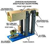 2060 Commercial Grade Pocket Door Frame (30'' x 80'')