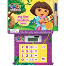 Dora- My First Calculator Book