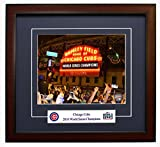 Game 7, The wait is finaly over! The Chicago Cubs are the 2016 World Series champions! Framed 8x10 celebration photo!