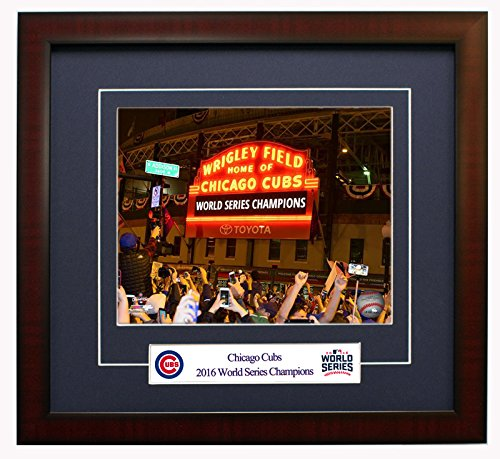 the-chicago-cubs-2016-world-series-champions-framed-8x10-photo-wrigley-field-marquee