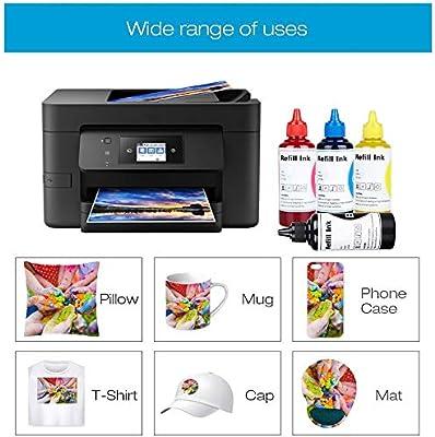TBTeek - Tinta de sublimación para impresoras de inyección de ...