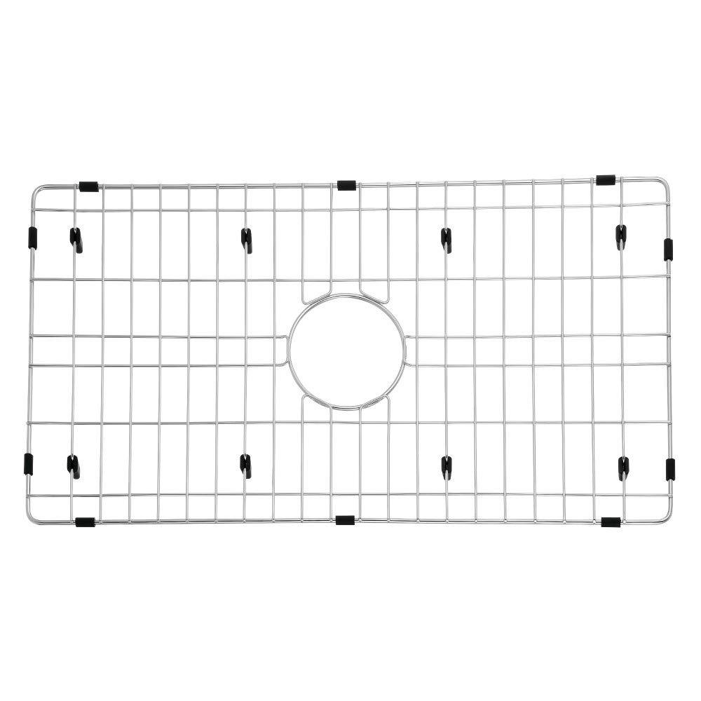 Kingston Brass GKFAWR3018 Arcticstone 26''X14'' Kitchen Sink Grid Stainless Steel