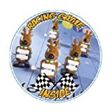 Set of 6 Racing Glitter Reindeer Christmas Crackers 701