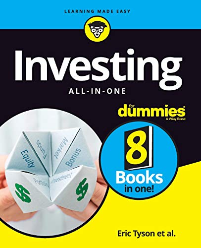 51wvthIgj L - Investing All-in-One For Dummies (For Dummies (Business & Personal Finance))