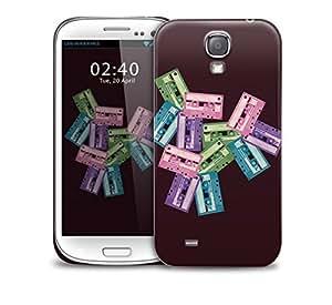tape cassete art Samsung Galaxy S4 GS4 protective phone case Kimberly Kurzendoerfer
