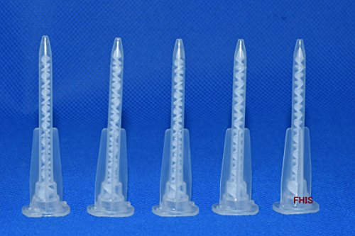 Wholesale Resin Static Mixer MA3.0-17S Mixing Nozzles for Duo Pack Epoxies (Mixing Nozzle)