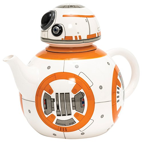 Star Wars Episode VII Teapot BB-8 Other Accessori Cucina by Star Wars