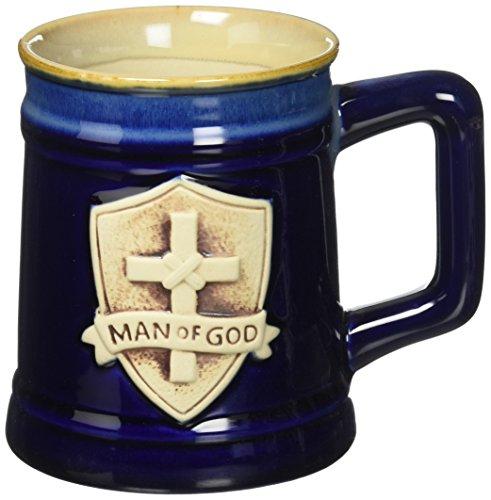 Cross Mug (Decorative Walk By Faith Not By Sight Porcelain Coffee Mug)