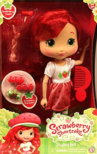 Strawberry Shortcake 11'' Styling Doll - Strawberry Shortcake -