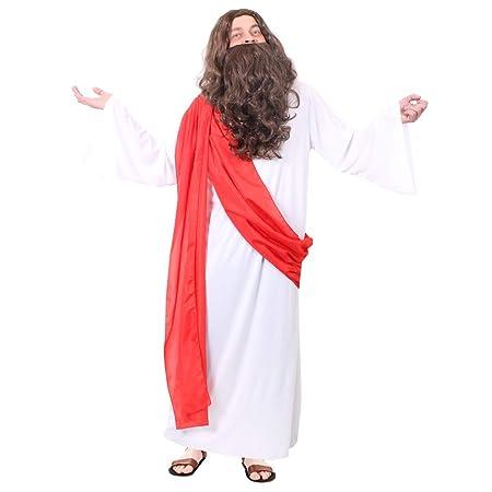 Ilovefancydress Heiliger Jesus Sohn Gottes Kostum Verkleidung 2