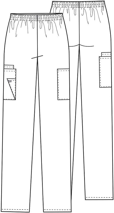 4200 /élastique Pantalon m/édical unisexe Cherokee