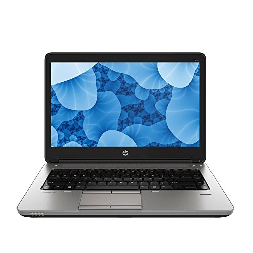 HP Laptop 14 Inch 640 G1 Intel Core i5 4300M 2.4GHz 4G DDR3 Ram 320GB Hard Drive Windows 10 Professional (Certified Refurbished)