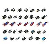 LANDZO 37 in 1 Sensor Kit for Arduino UNO R3