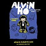 The Alvin Ho Super Collection: Books 1-4 | Lenore Look