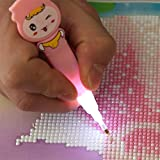 Diamond Painting Tools Point Drill Pen with Light