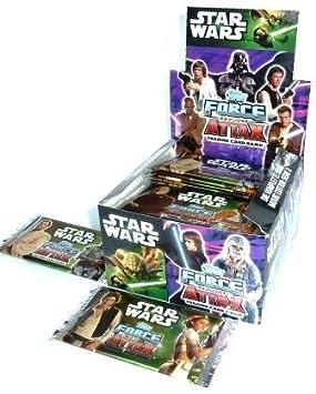 Star Wars Force Attax Serie II - Juego de cartas ...