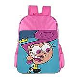 The Fairly OddParents Wanda School Backpack Bag