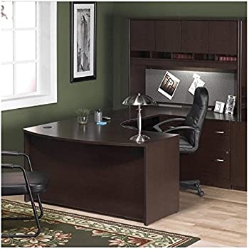 Bush Furniture Corsa Series Home Office Right Facing U Shape Computer Desk  Set In