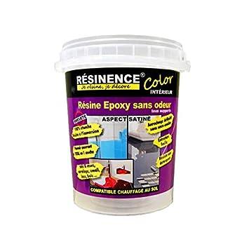 RESINENCE Color 2 L Coloris Transparent