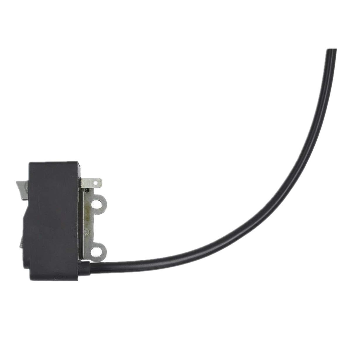 Euros A411000501 A411000500 Ignition Coil Module Fit for Echo ES-250 PB-250 PB250LN PB252