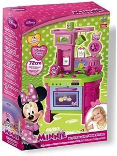 Smoby 7600024068 - Cucina Minnie: Amazon.it: Giochi e giocattoli